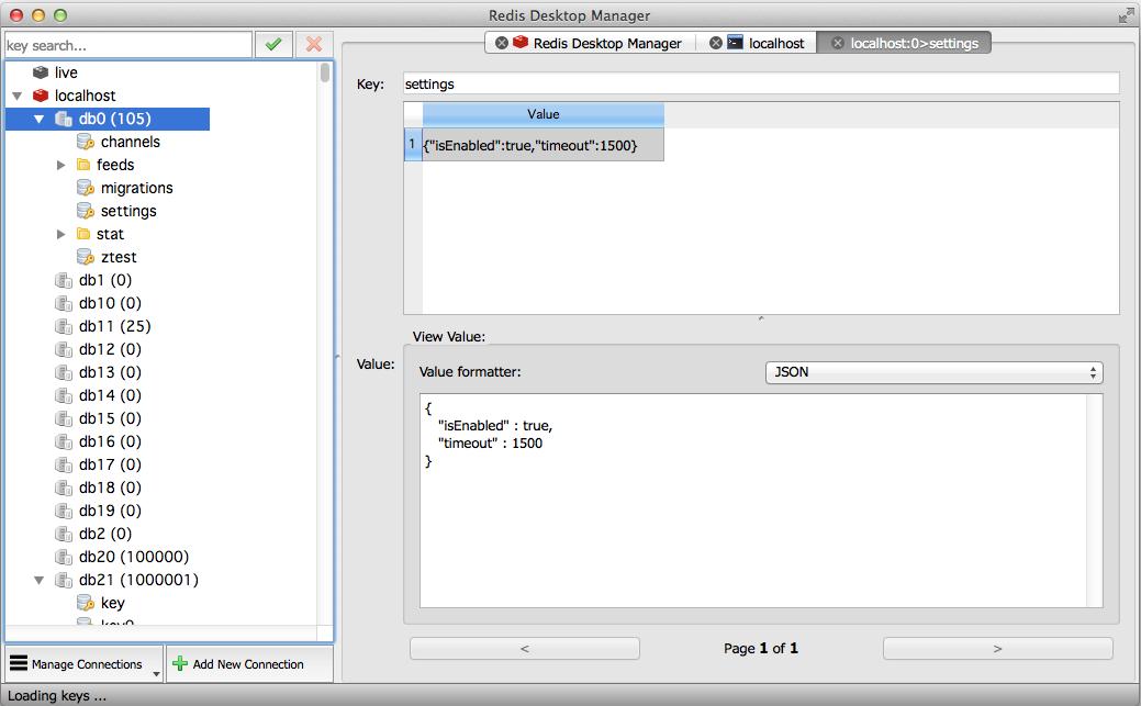 桌面管理工具Redis Desktop Manager 0.8.8.384 官方最新版