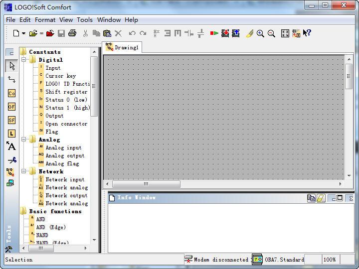 logo编程软件_LOGO Soft Comfort 7.0.30 多语言绿色版