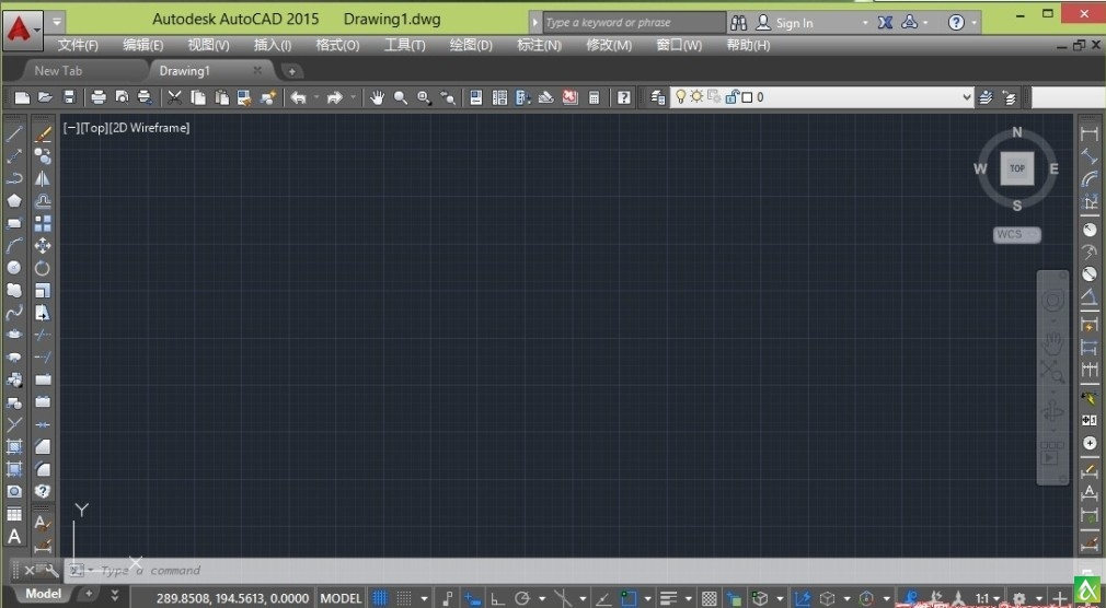 AutoCAD2015官方中文版 32&64位版(带注册机)[网盘资源] 1.0