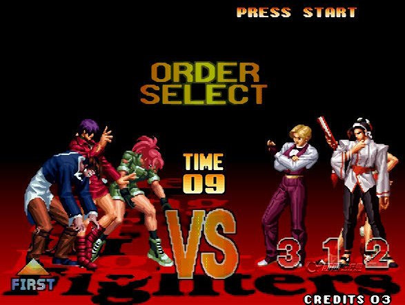 拳皇97屠蛇无限气 加强版 1.0