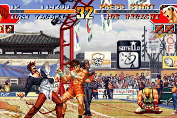 拳皇97大蛇版 增强版