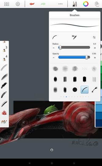 SketchBook Pro for Tablets 2.9.4 安卓版