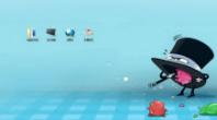 神奇魔术帽电脑主题 win7版 1.0