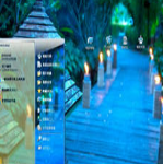蓝色木桥电脑主题 win7版 1.0
