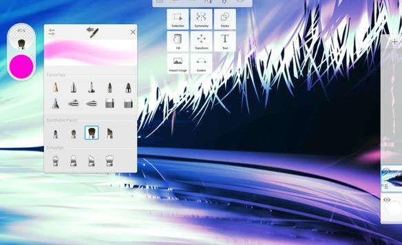 Autodesk SketchBook 3.4.1 安卓版