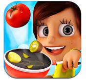 儿童厨房烹饪游戏 1.0 安卓版