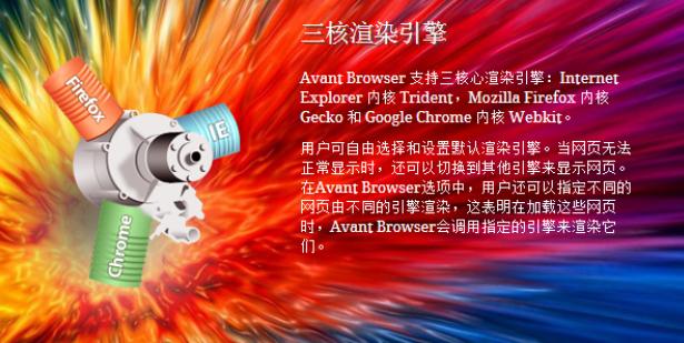Avant Browser 2016.10 多国语言绿色免费版