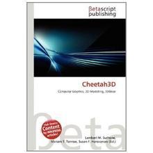 Cheetah3D Mac版