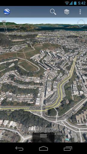 谷歌地球Google Earth 8.0.2.2334 官方安装版(鸟瞰美好世界)