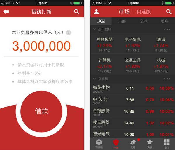 涨乐财富通 2.1.3 手机版