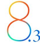iPhone5升级iOS8.3固件 v5,1/5,2_8.3_12F70 正式版 1.0