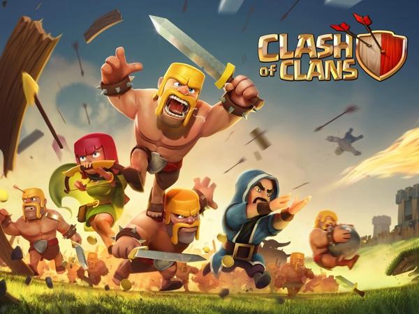 部落冲突_Clash of Clans