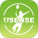 USENSE羽毛球app 2.5 iPhone版