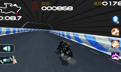 3D暴力摩托狂野飆車破解版