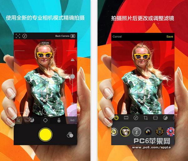 创意相机_Hipstamatic 300 中文ios版
