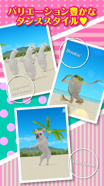 aDanza app