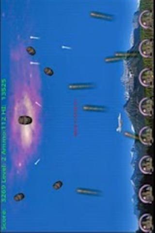 火箭袭击界面预览图