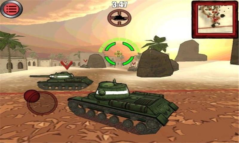 坦克营地 1.1 安卓版