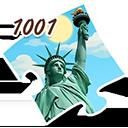1001拼图世界巡回美国拼图