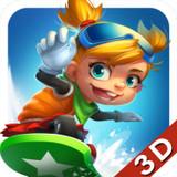 3D滑雪狂飆 1.0.0 安卓版