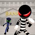 火柴人搶銀行破解版 1.2 安卓版