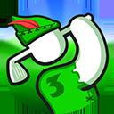 超級火柴人高爾夫 1.7.1 Mac版