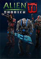 孤胆枪手塔防Alien Shooter TD 中文版 1.0