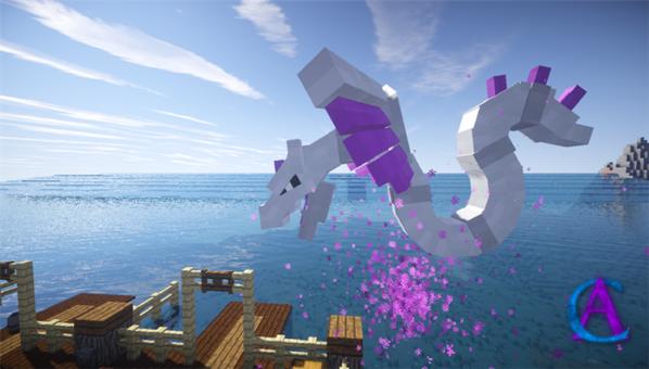 我的世界精灵宝可梦钴蓝紫水晶 免费版