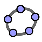 GeoGebra_動態數學軟件 6.0.518.0 中文版
