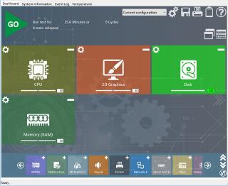 PassMark BurnInTest Pro 9.0.1011 英文绿色特别版