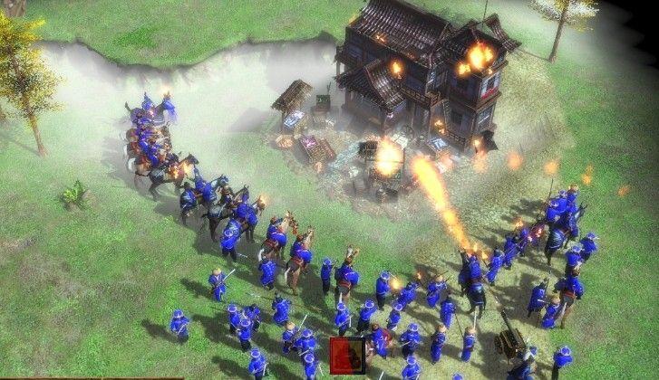 帝国时代3亚洲王朝下载 中文破解版 1.0