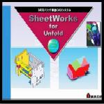 sheetworks钣金设计软件 17.0 破解版