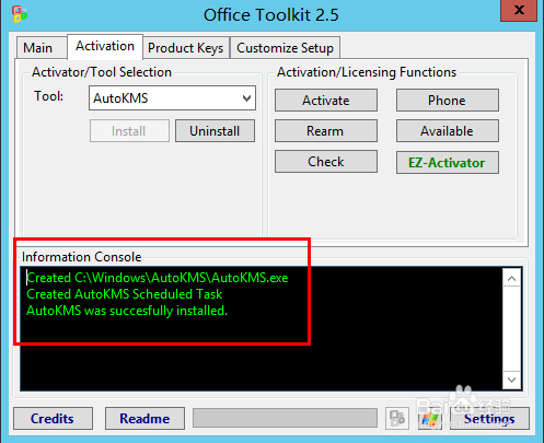 microsoft toolkit 2.7 官方最新版 1.0