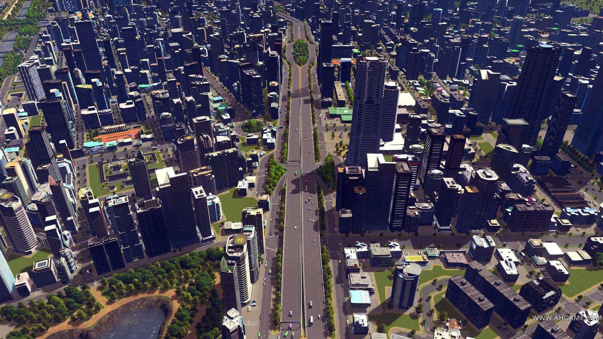 都市天际线下载 绿色中文版 1.0
