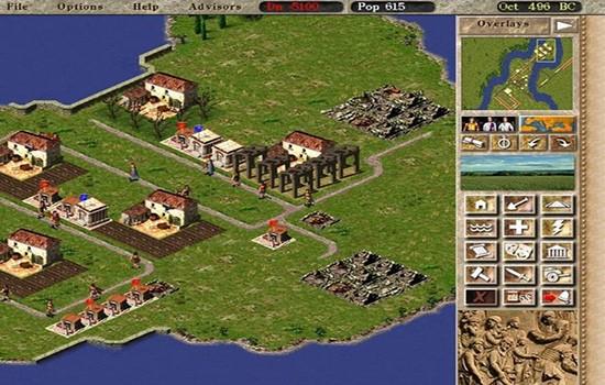 凯撒大帝3预览图