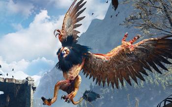 巫师3狂猎遭遇敌人自动调整属性MOD 免费版 1.0