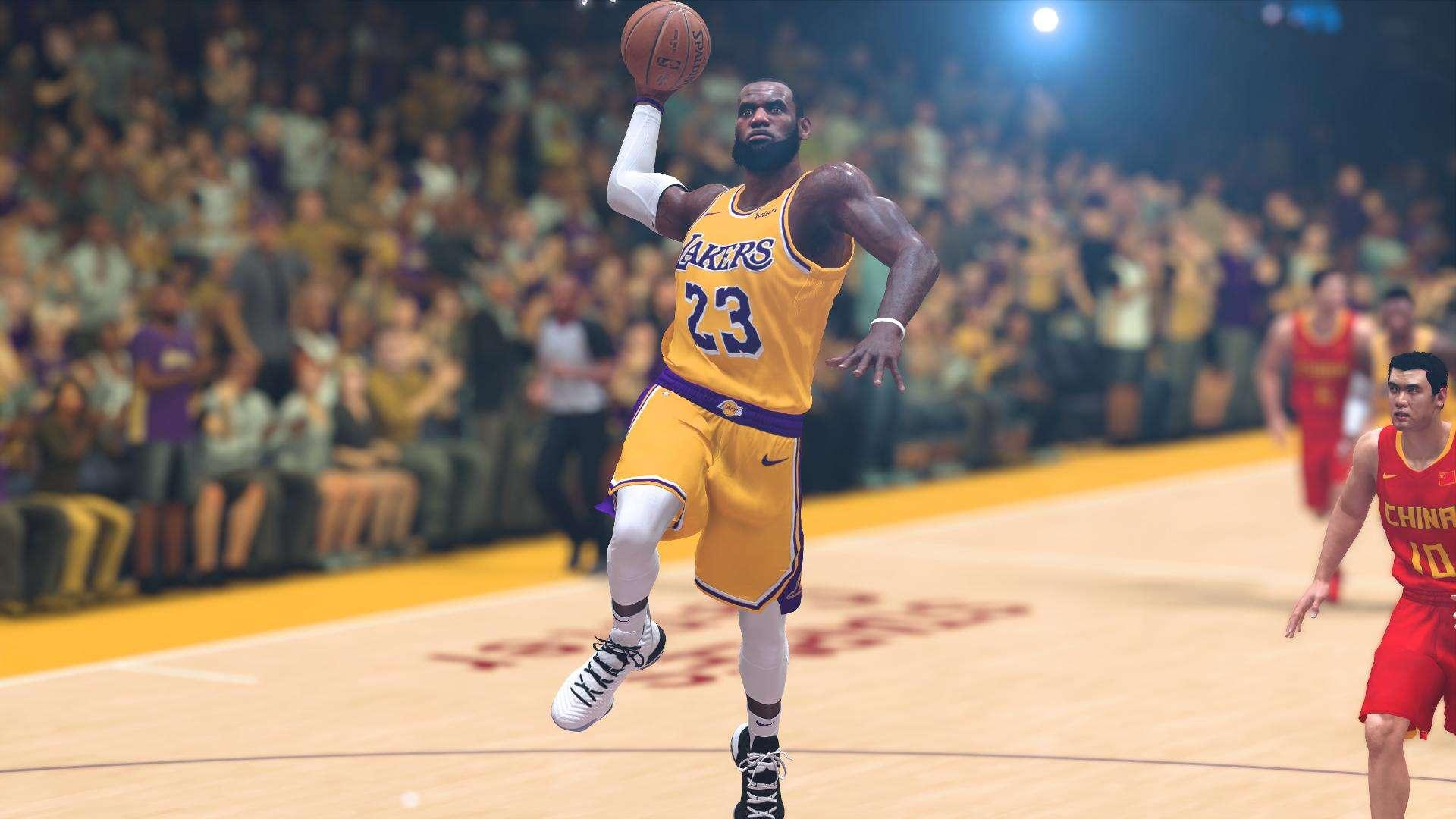 NBA2k20安卓版第8张预览图