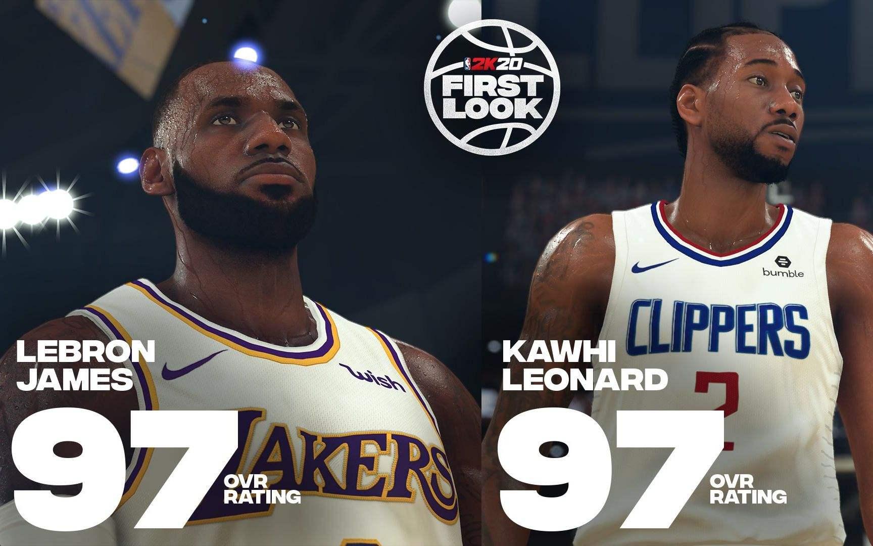 NBA2k20安卓版第7张预览图