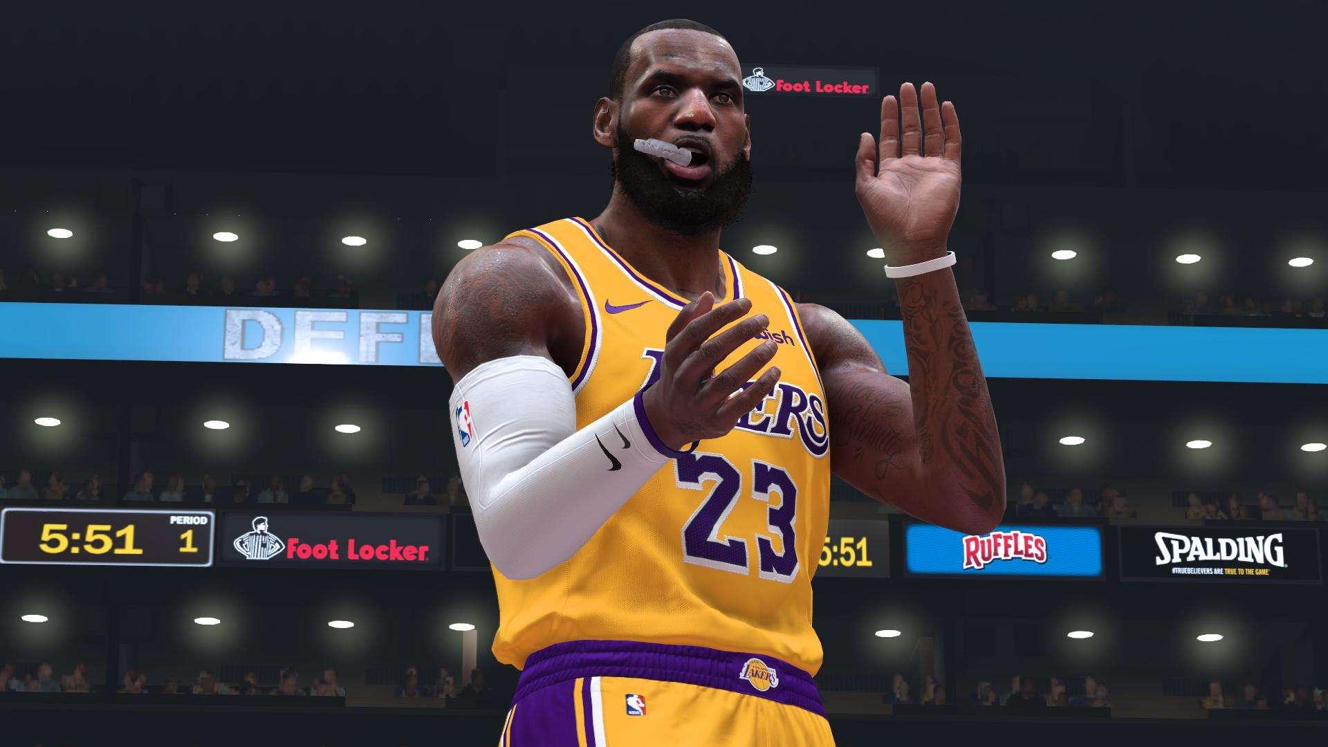 NBA2k20安卓版第5张预览图