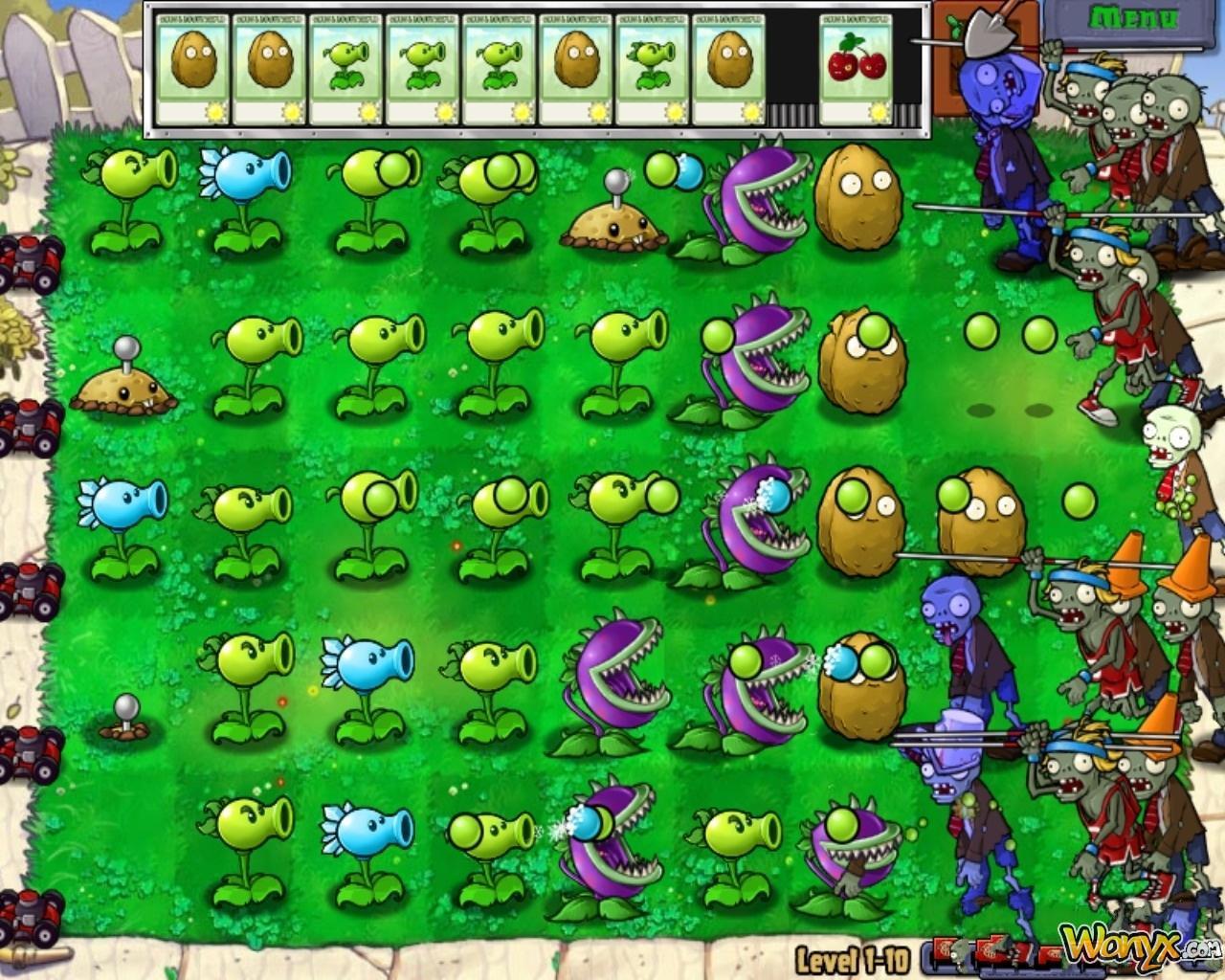 植物大战僵尸安卓版下载 2.4.0 无限钻石版
