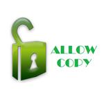 Allow Copy 0.1.9 最新版