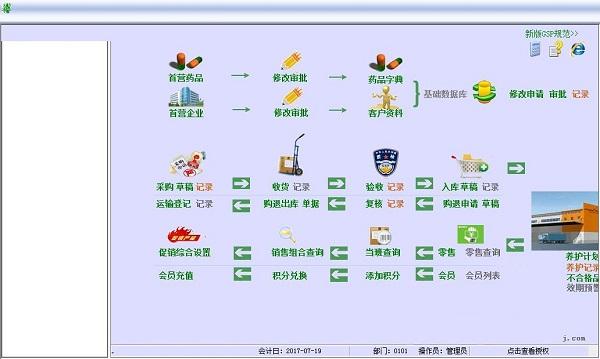 药天下医药管理软件下载第1张预览图