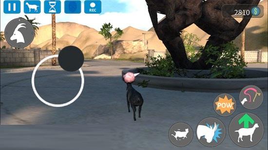 模拟山羊收获日手游下载 1.0.2 汉化版(含所有羊解锁条件)