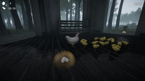 最后的小鸡游戏下载第2张预览图