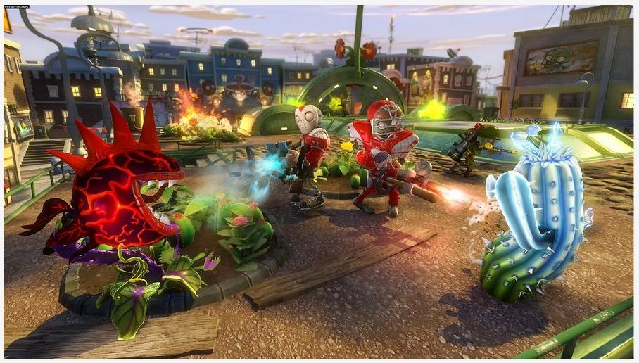 植物大戰僵尸花園戰爭下載 最新手機版