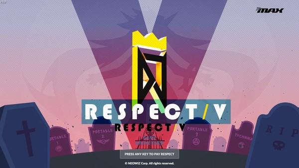 DJMAX RESPECT V破解pc版 中文免安装版
