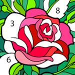 按数字编号上色的涂色书游戏下载
