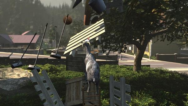 模拟山羊收获日手游下载