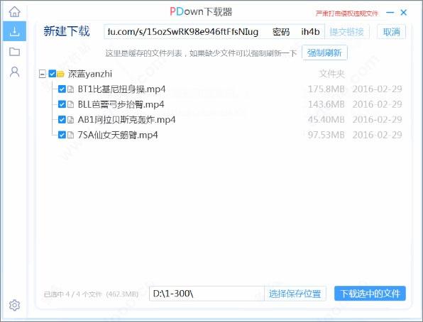 PDown下载器最新版第6张预览图