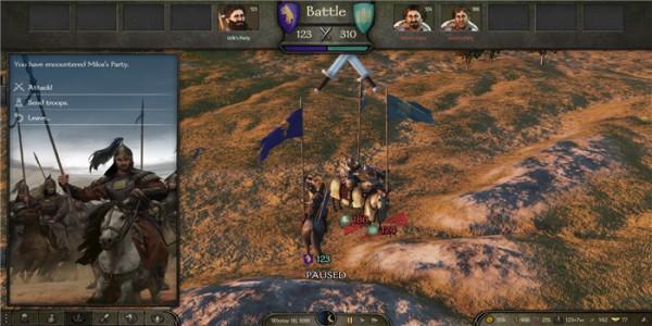 骑马与砍杀2增加战斗范围MOD下载 免费版 1.0
